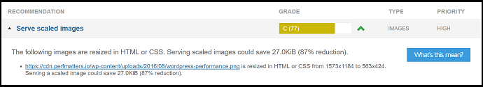 gtmetrix-serve-scaled-images