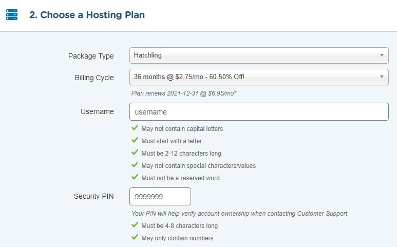 how-to-make-a-wordpress-website-choose-hosting-plan-in-hostgator