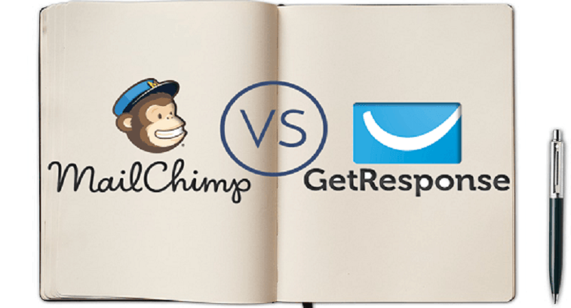 GetResponse vs MailChimp: Comparison and Review of 2019