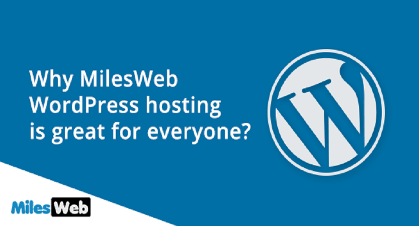 6 Reasons Why MilesWeb Hosting Is Great For WordPress?
