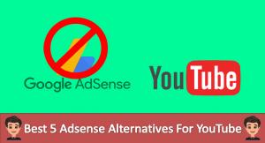 5 Best Adsense Alternatives For Youtube Monetization